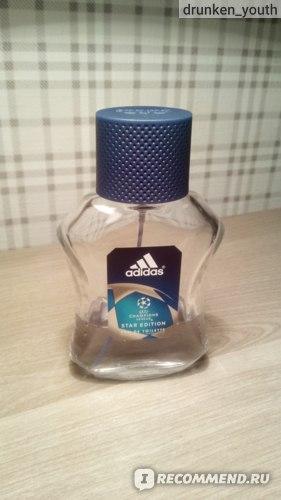 Adidas Парфюмированная вода UEFA Champions League STAR EDITION фото
