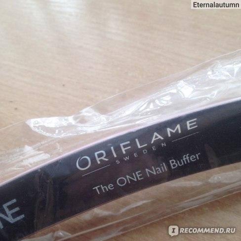 4-сторонняя пилка для ногтей Oriflame The ONE фото