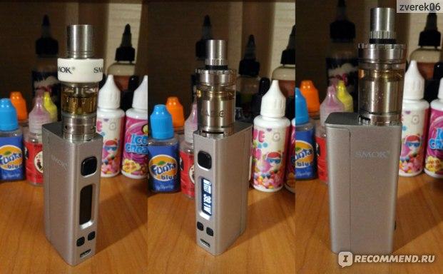 Электронная сигарета SMOK R-Steam Nano One Kit фото