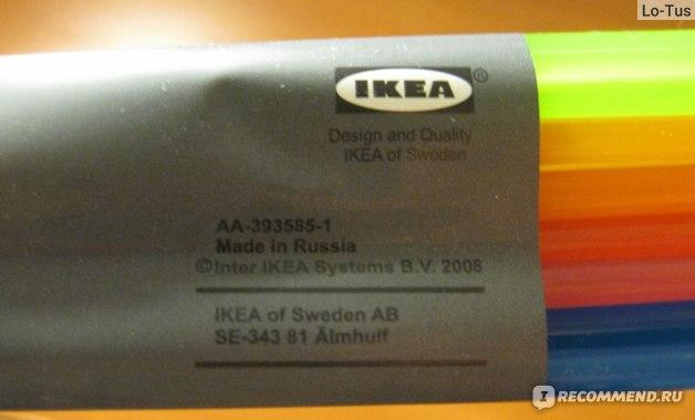 Плечики-вешалки IKEA  фото