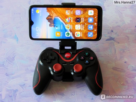 Геймпад Terios Wireless Controller Android X3