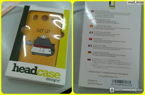 Чехол для мобильного телефона Ebay THE CHEF WILBUR THE PROFESSIONAL BACK CASE COVER для HTC Desire HD фото
