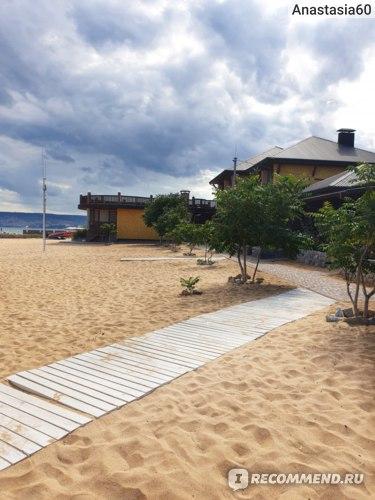 Пляж 117. Отель Sunrise, Феодосия