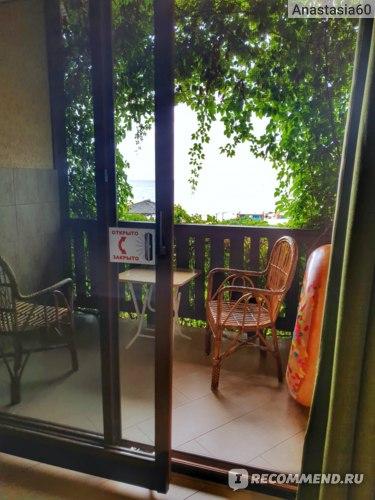 Номер. Отель Sunrise, Феодосия