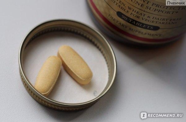 БАД Solgar Витамин С, 1000 мг фото