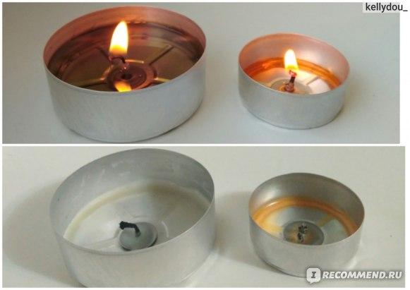 Глимма греющие свечи Икеа 30 шт фото