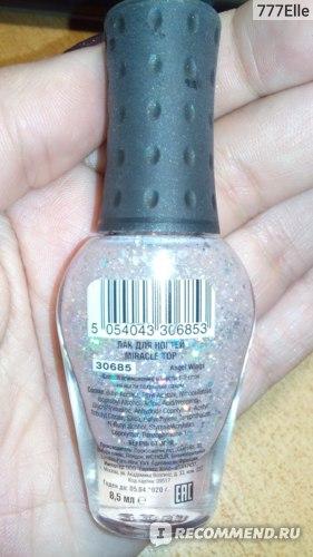 Верхнее покрытие лака для ногтей NailLOOK Miracle Top фото