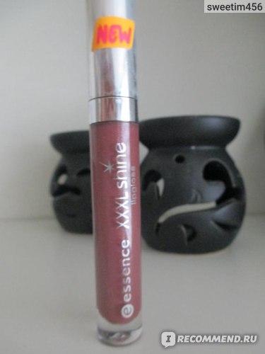 Блеск для губ Essence XXXL shine lipgloss  фото