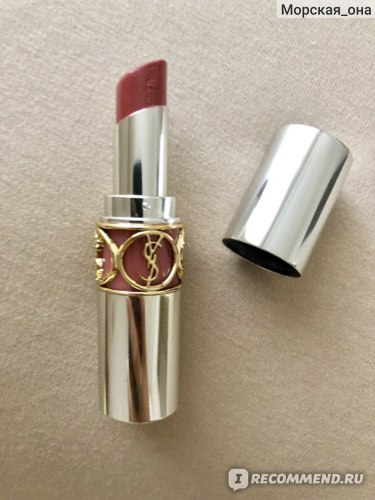 Губная помада Yves Saint Laurent Volupte Tint-in-balm  фото