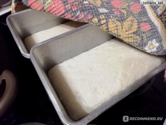 Форма для выпечки хлеба Kukmara 700 гр. прямоугольная  фото