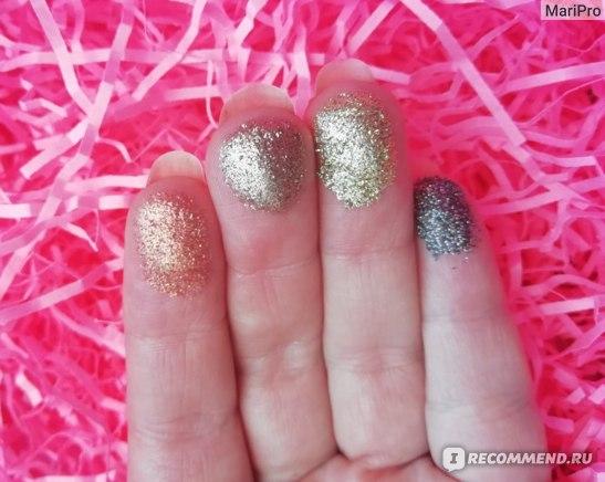 Глиттер NYX Glitter Goals фото