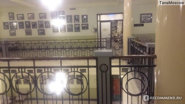 Галерея известных клиентов Метрополя