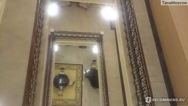 Холл в Метрополе