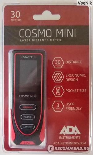 ADA Cosmo Mini irecommend упаковка вид спереди