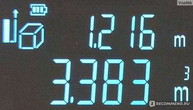 ADA Cosmo Mini irecommend измерение объёма