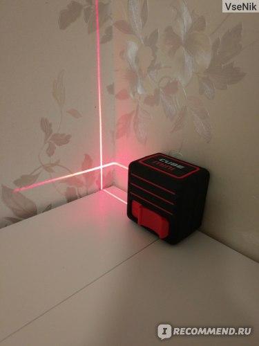 Лазерный уровень ADA Cube Mini фото