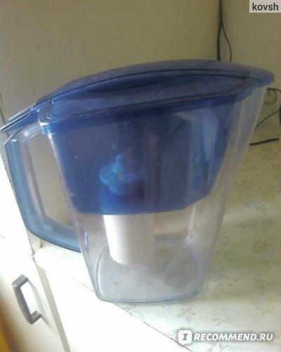 Фильтр для воды  Барьер  Гранд фото