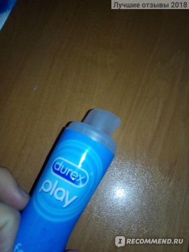 Интимный гель-смазка Durex Play Feel  фото