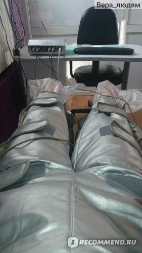 Body Shaping Инфракрасные штаны фото
