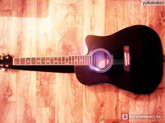 Акустические гитары Martinez фото