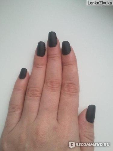 Лак для ногтей Bgirl Матовый фото