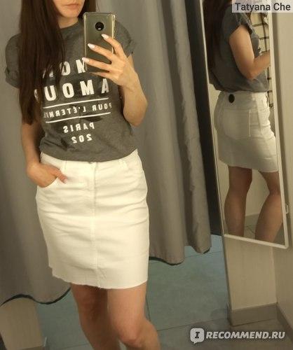 Примерочная H&M