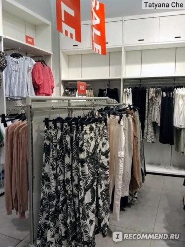 Сеть магазинов H&M Распродажа
