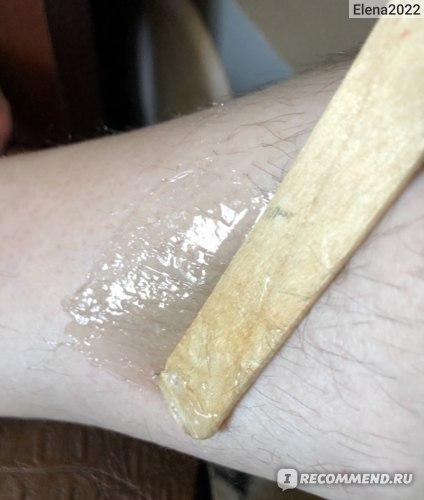 Паста для шугаринга Blando Cosmetics Сахарная Средняя фото