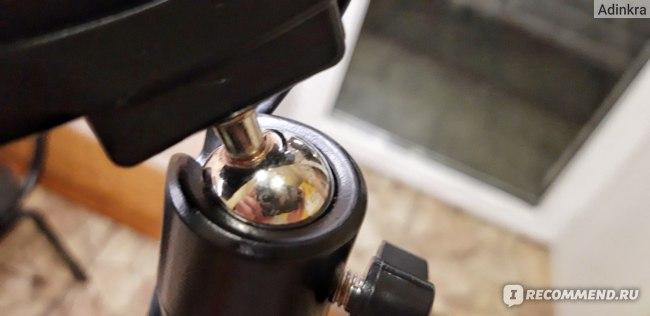 Штатив для кольцевой лампы