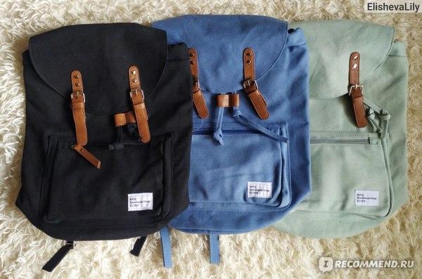 Рюкзак Kuling Backpack Black