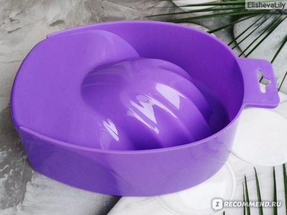 Ванночка для маникюра JessNail JN-MB804 - «����Классическая ванночка для подготовки рук к обрезному маникюру! Удобная, долговечная и недорогая����» | Отзывы покупателей