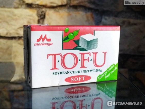 Тофу Morinaga мягкий «Soft»