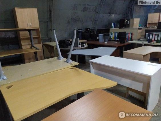 Комиссионный магазин-склад уцененной и б/у мебели и техники для офиса и дома Kom-dom.ru, Москва