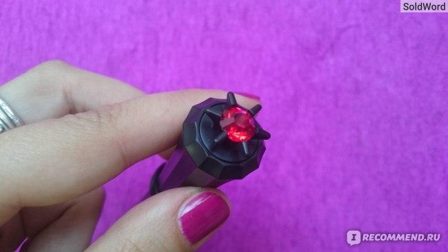 Жидкая шелковая помада для губ LA Splash Cosmetics Wickedly Divine Liquid Lipstick фото