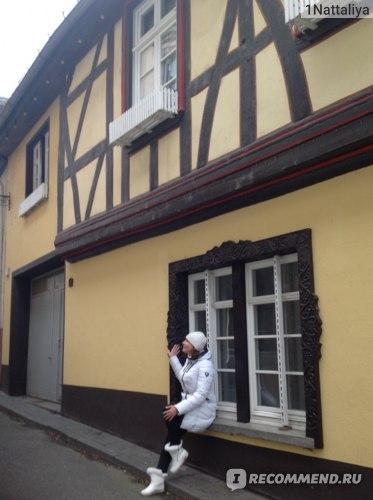 Рюдесхайм-ам-Райн, Германия фото