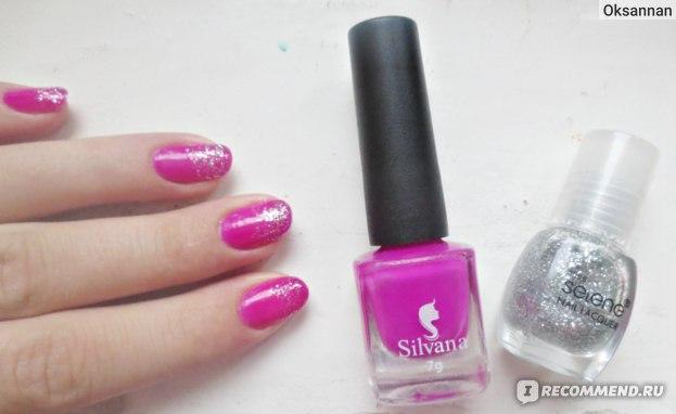 Лак для ногтей miss Selene  фото