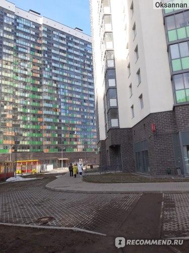 п. Мурино, Ленинградская область, Россия фото