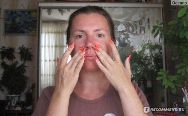 Лимфодренажный массаж лица Зоган (асахи)