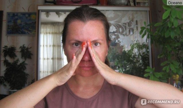 Лимфодренажный  массаж лица Zogan (асахи)  фото