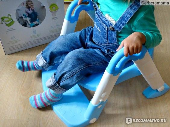 Горшок-трансформер Roxy Kids 3 в 1 фото
