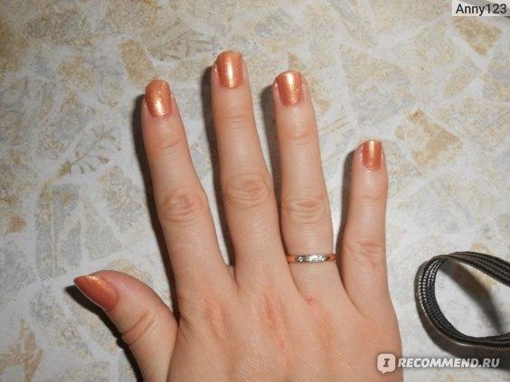 Лак для ногтей Zinger с керамическими наночастицами фото