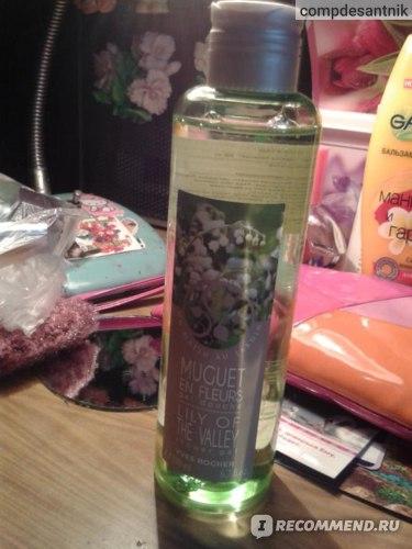 Гель для душа Ив Роше / Yves Rocher Цветок Ландыша фото