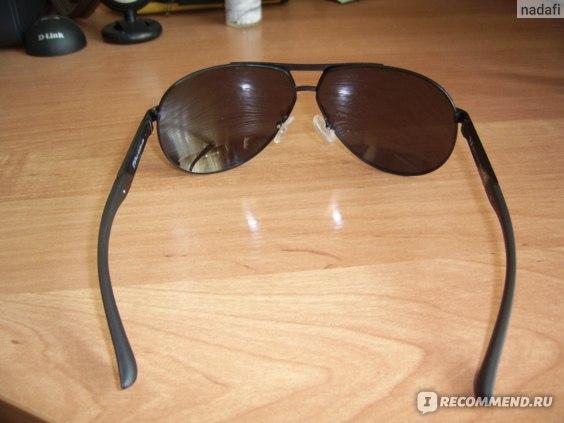 Солнцезащитные очки Aliexpress Hot 2015 Fashion Men's UV400 Polarized coating Sunglasses men Driving Aviator Mirrors Eyewear Sun Glasses for Men with Case Box фото