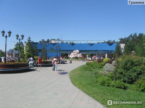 Новосибирский зоопарк, Новосибирск фото