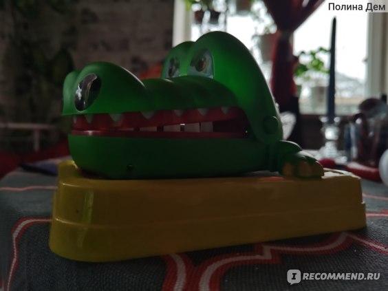 Настольная игра Лас Играс Kids Безумный крокодил  фото