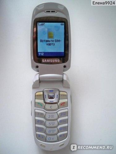 Samsung SGH X-650 фото