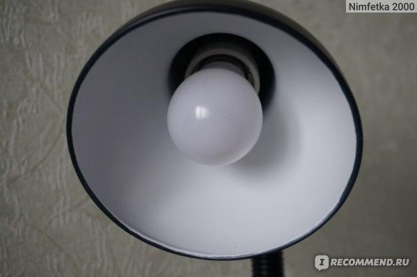 Настольная лампа Inspire Buro 1xE27х40 Вт фото
