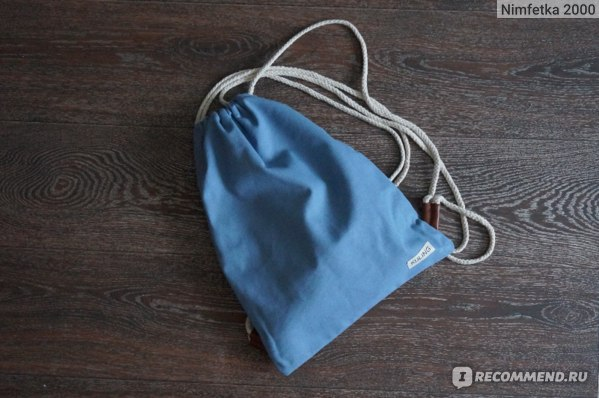 сумка Kuling Blue Gym Bag