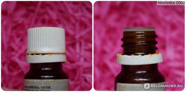 Эфирное масло Oleos Лемонграсс фото