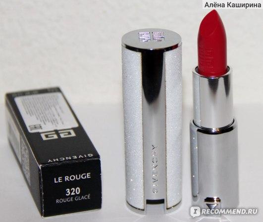 Givenchy Le Rouge оттенок №320
